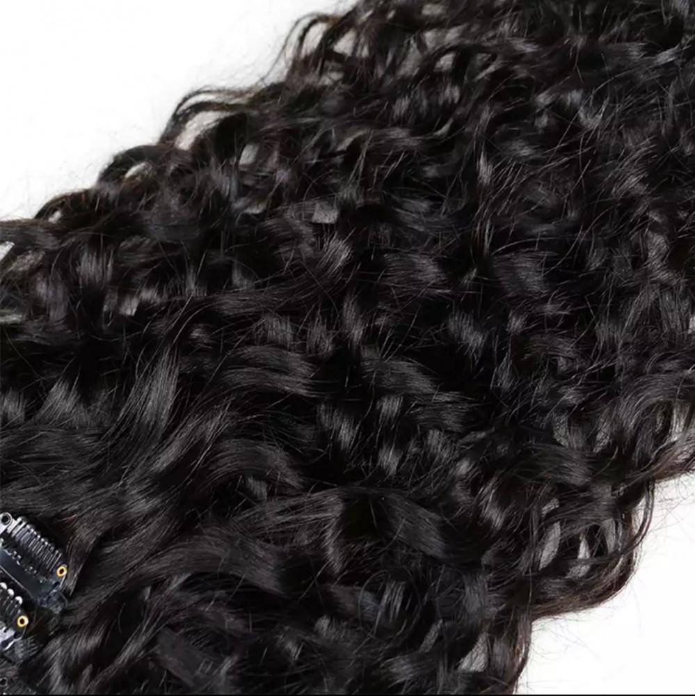 اكستنشن شعر طبيعي كيرلي برازيليNatural Brazilian