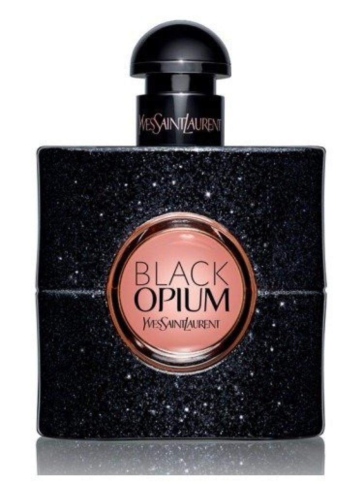Black Opium by Yves Saint Laurent for women Eau de Parfum 50 ml