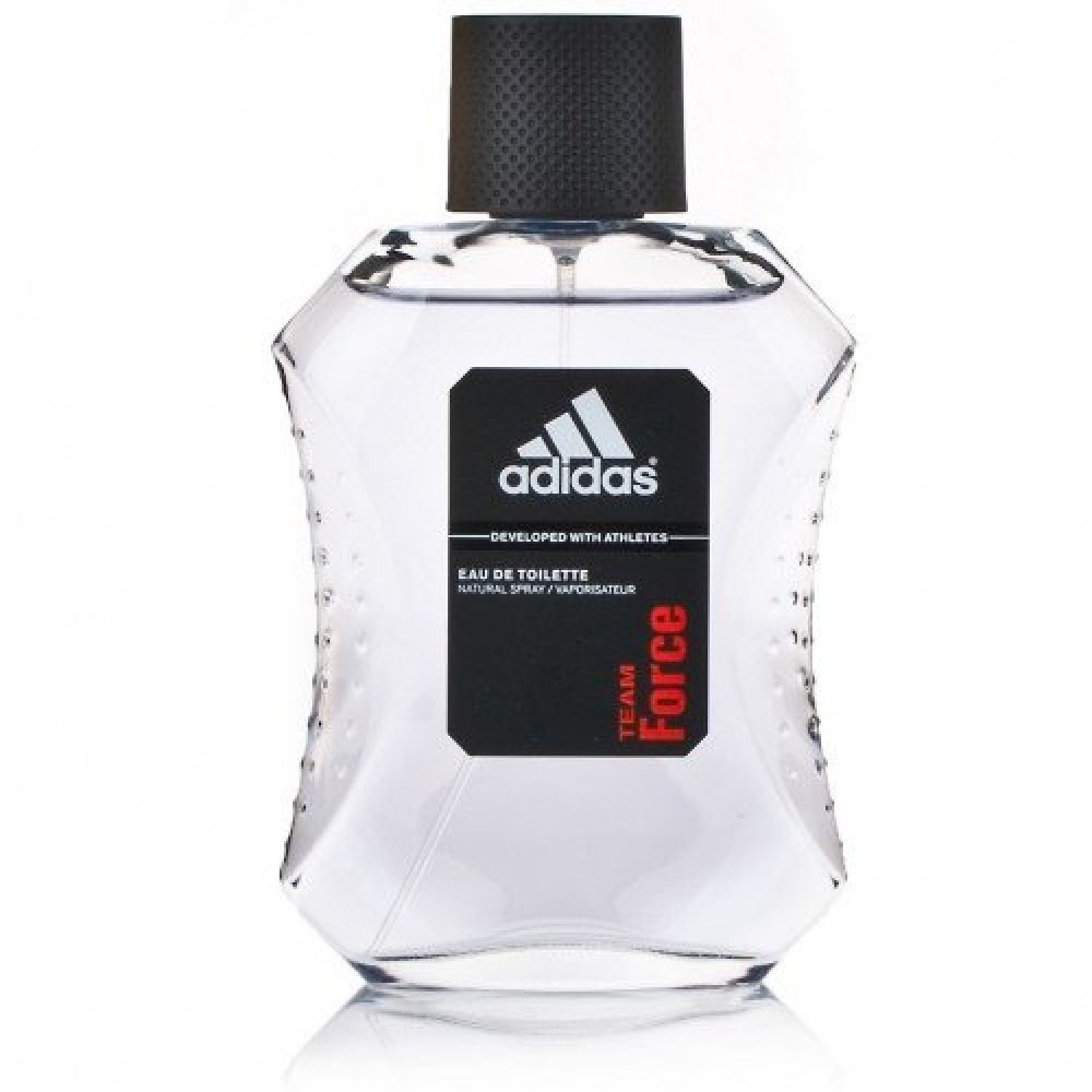 Adidas Team Force Eau de Toilette 100ml خبير العطور