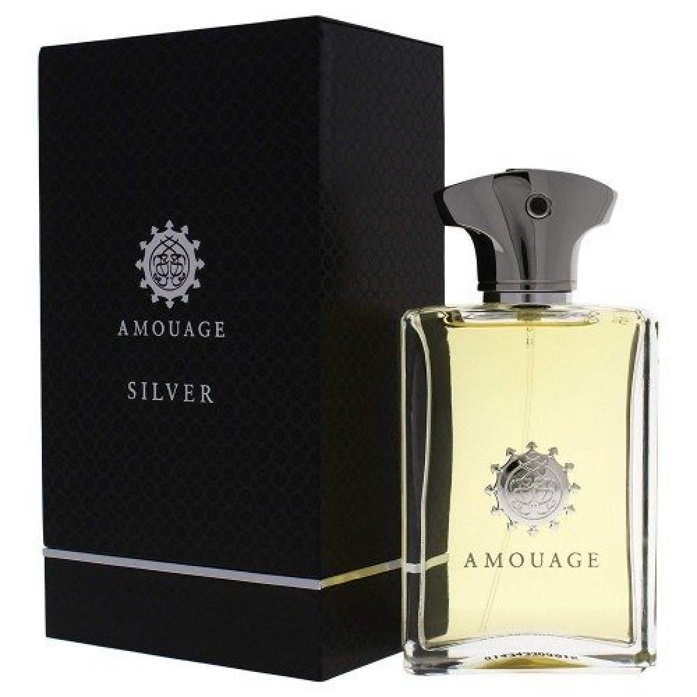 Amouage Silver for Men Eau de Parfum 100ml خبير العطور