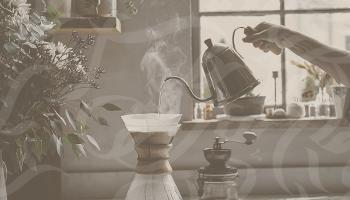 أدوات تحضير القهوة