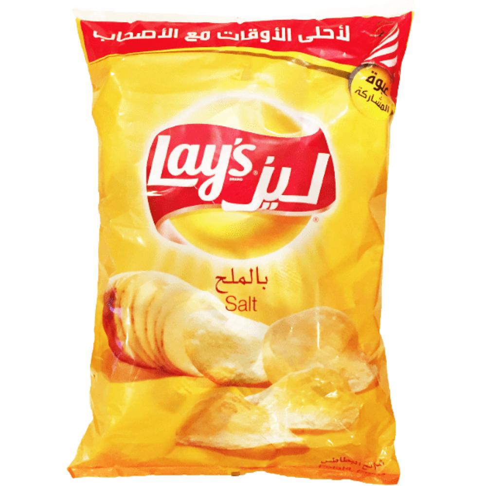 ليز ملح كيس 21 حلويات الطيبين