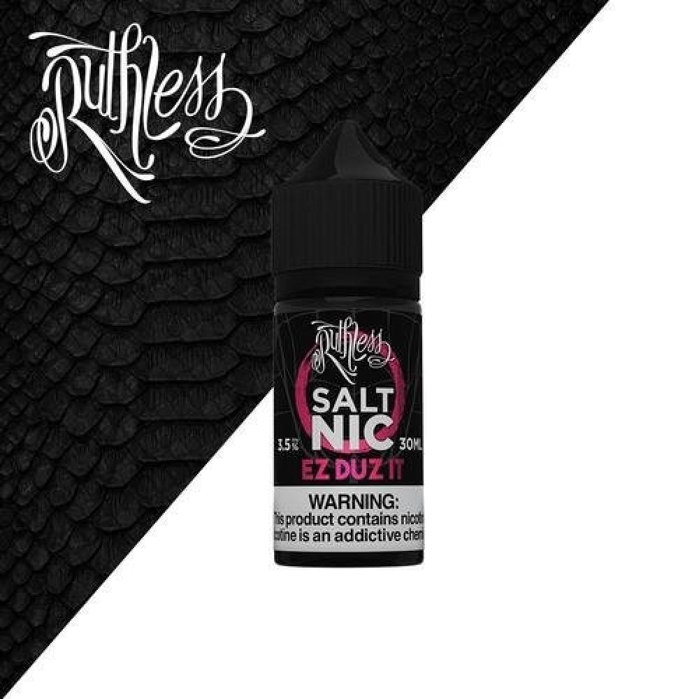 نكهة روثليس بطيخ فروالة سولت نيكوتين  - Ruthless Ez Duz It - Salt Nico