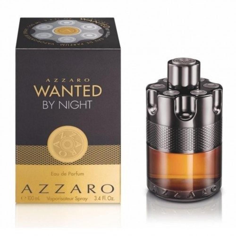 Azzaro Wanted by Night Eau de Parfum 100ml عين ازال للعطورات