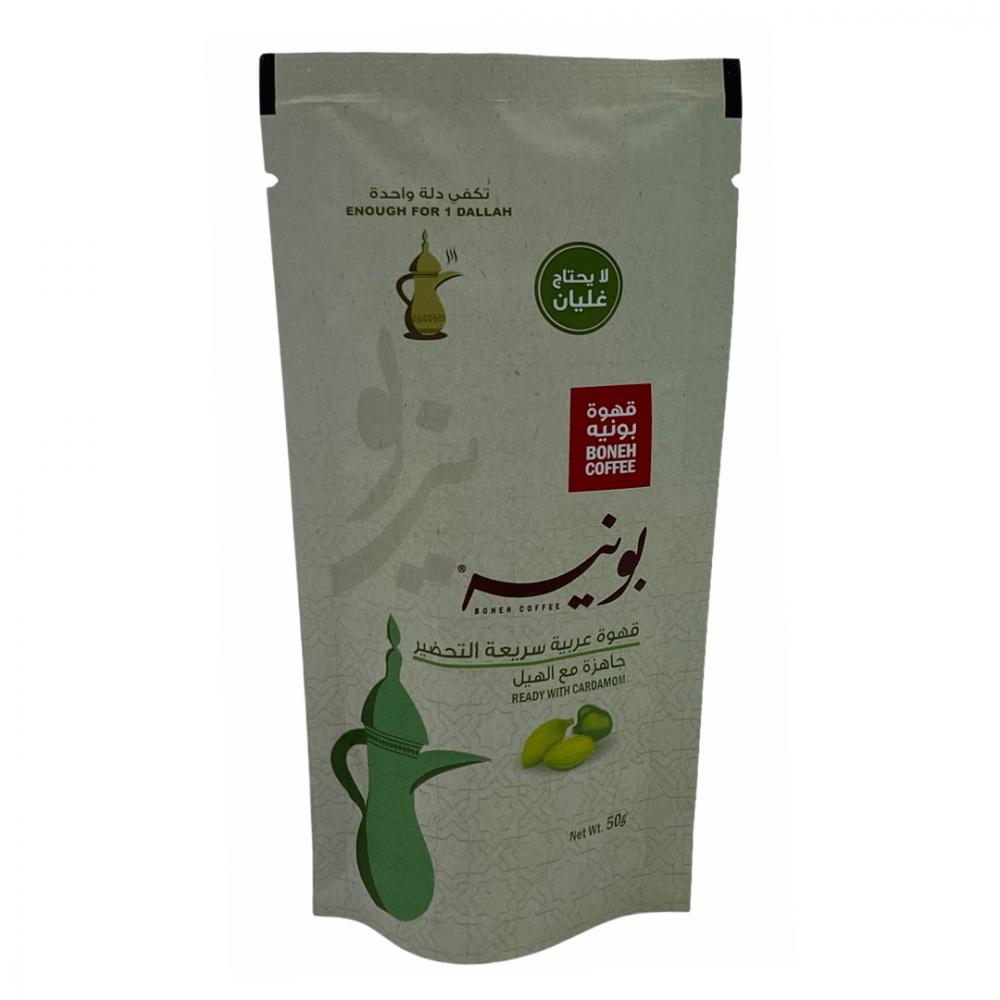 بونيه قهوة عربي سريعة التحضير 50جم
