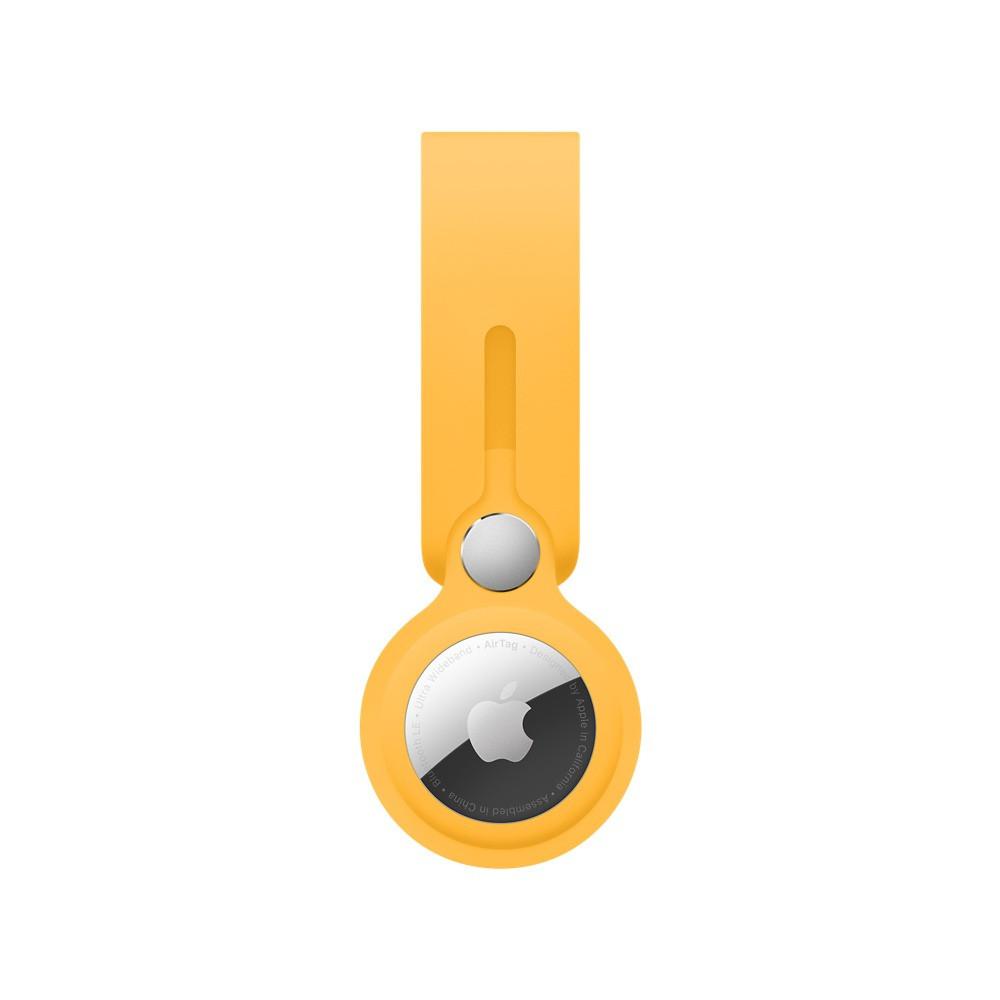 ميدالية سيلكون للاير تاق من WIWU - أصفر