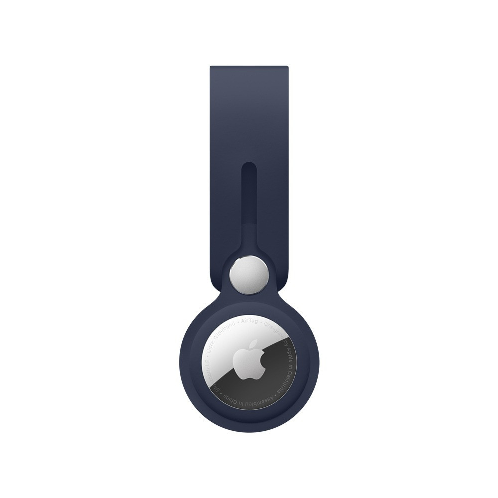 ميدالية سيلكون للاير تاق من WIWU - كحلي