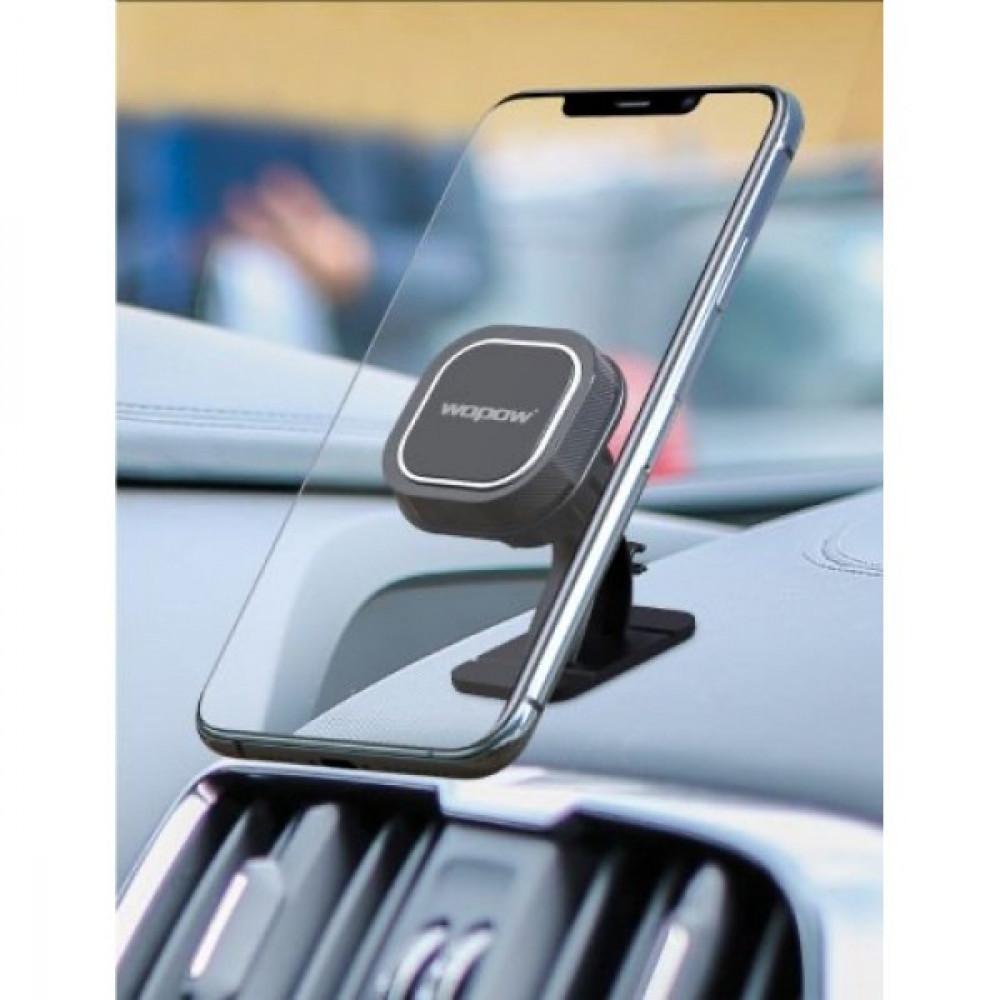 VB004 حامل مغناطيسي و مثبت للهواتف في السيارة من Wopow