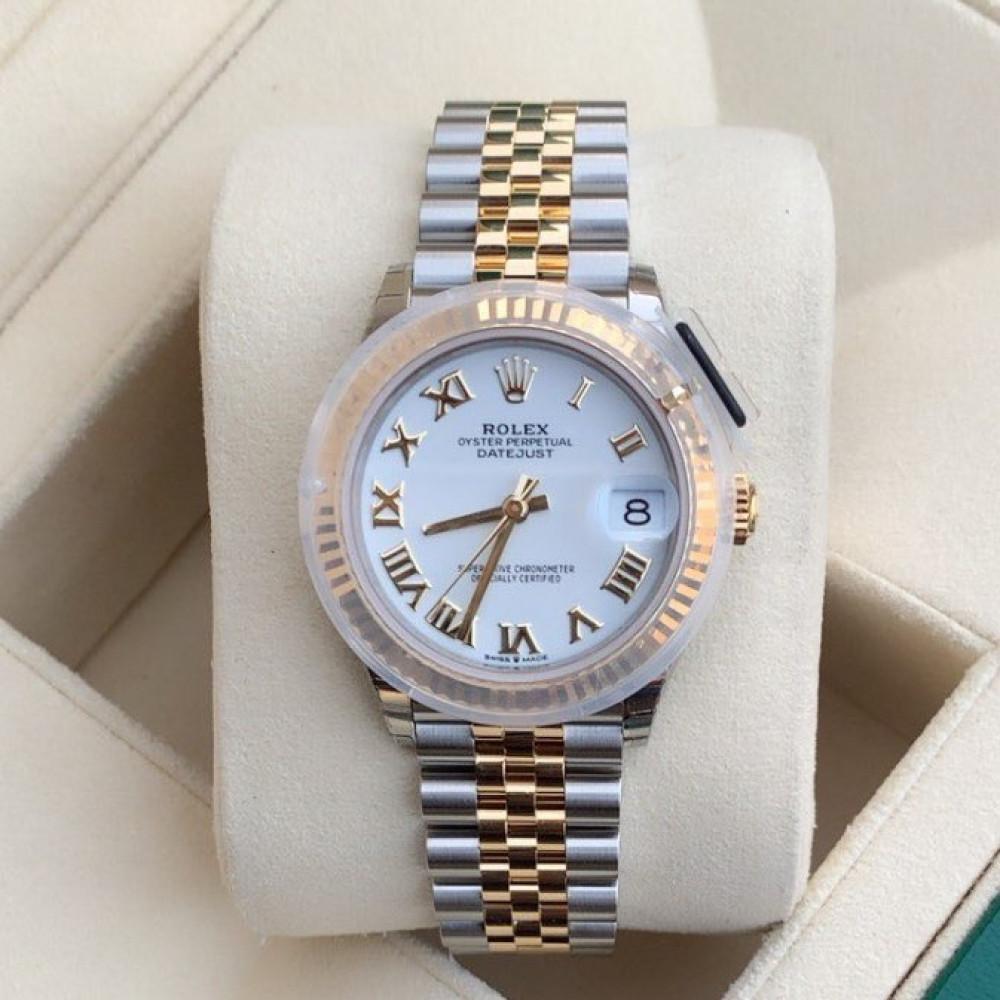 ساعة رولكس ديت جست الأصلية جديدة كليا 278273