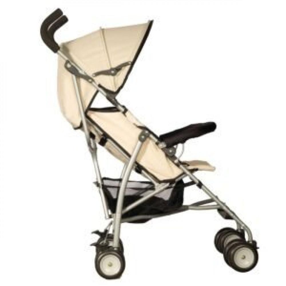 عربايات اطفال - عربة أطفال مع مظلة مع إمكانية الإمالة للخلف