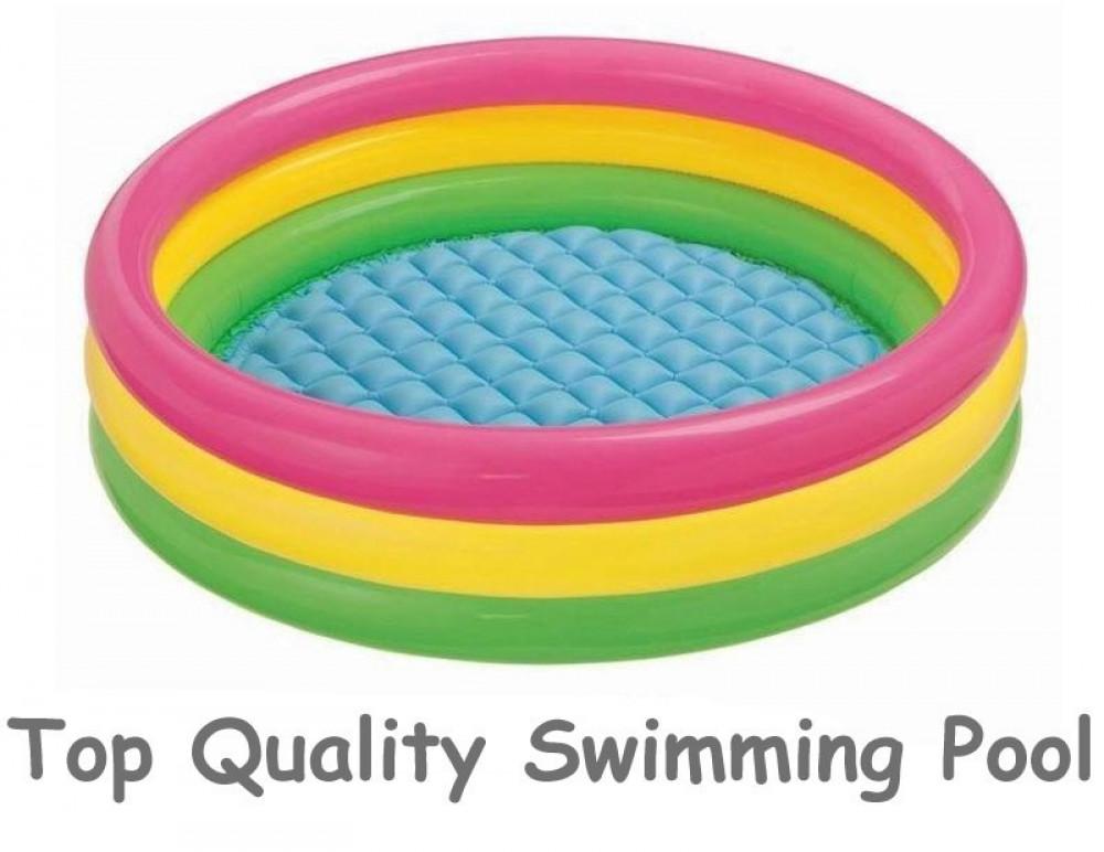 حوض سباحة استحمام قابل للنفخ للأطفال للعب بالماء
