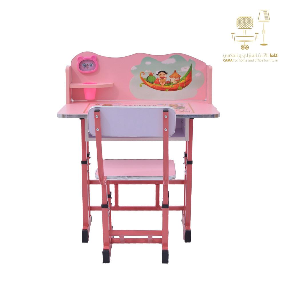 طاولة اطفال مدرسية وردي C-A-154 PINKE