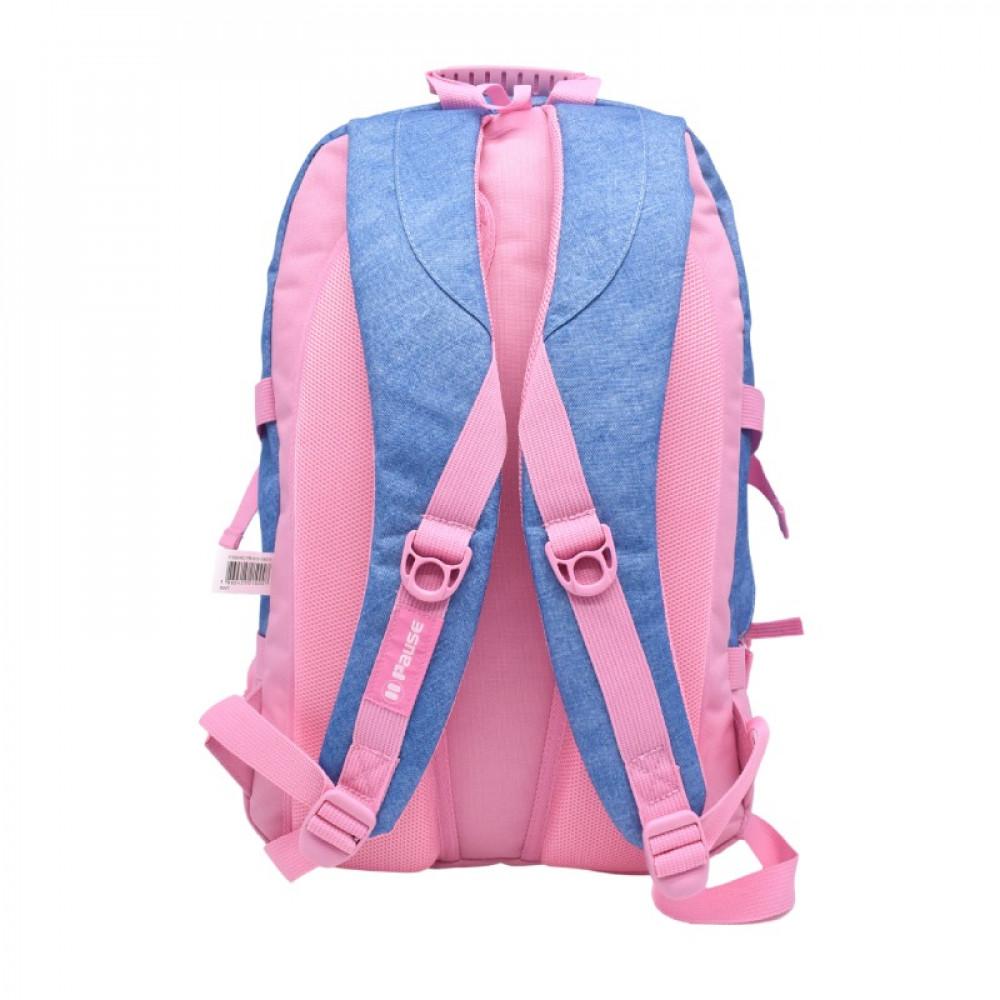 شنطة ظهر جينز قلب و نجمة بوز, Pause, Backpack
