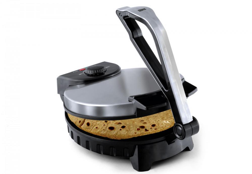 صانع خبز الشباتي الكهربائي بقوة 1200 واط GCM6125