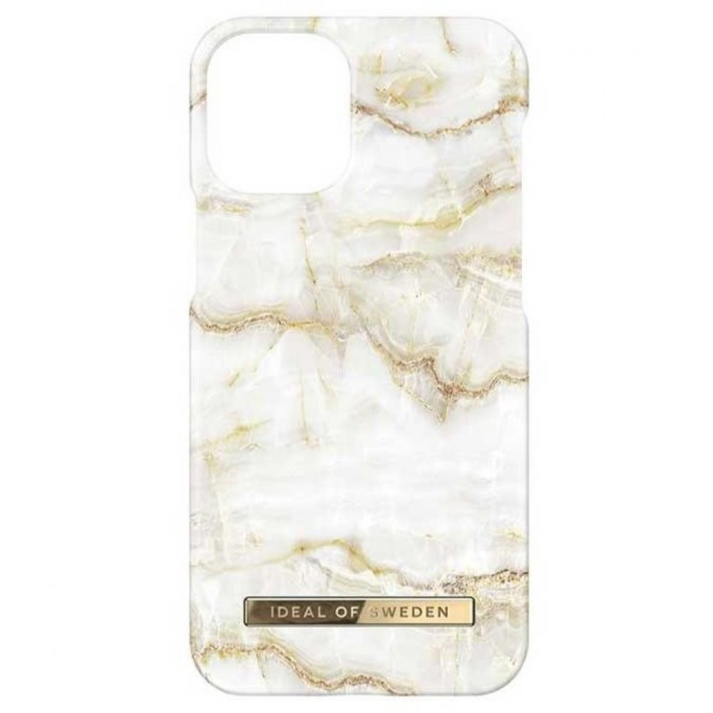 iDeal Fashion Case Golden Pearl Marble