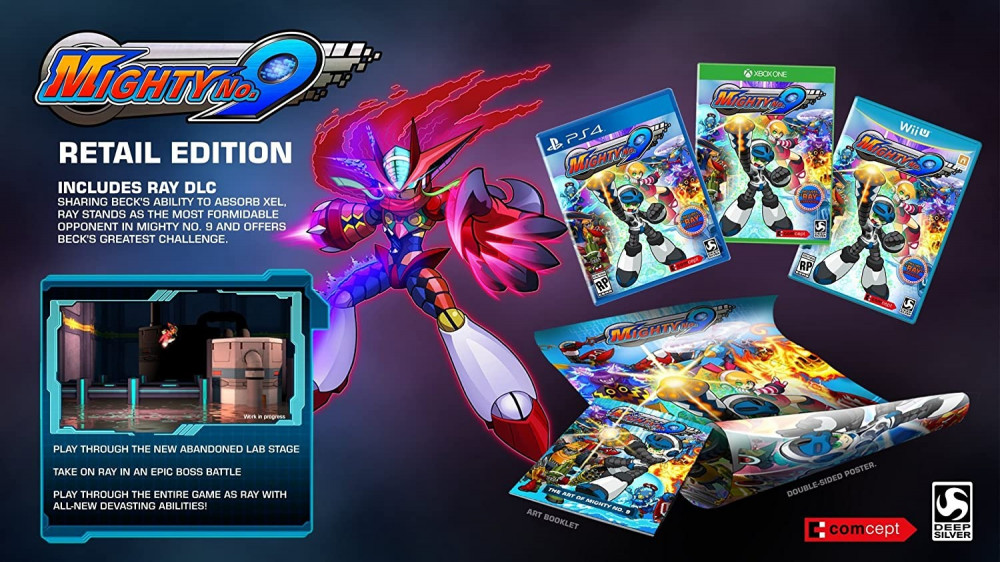 Mighty No9 - PlayStation 4