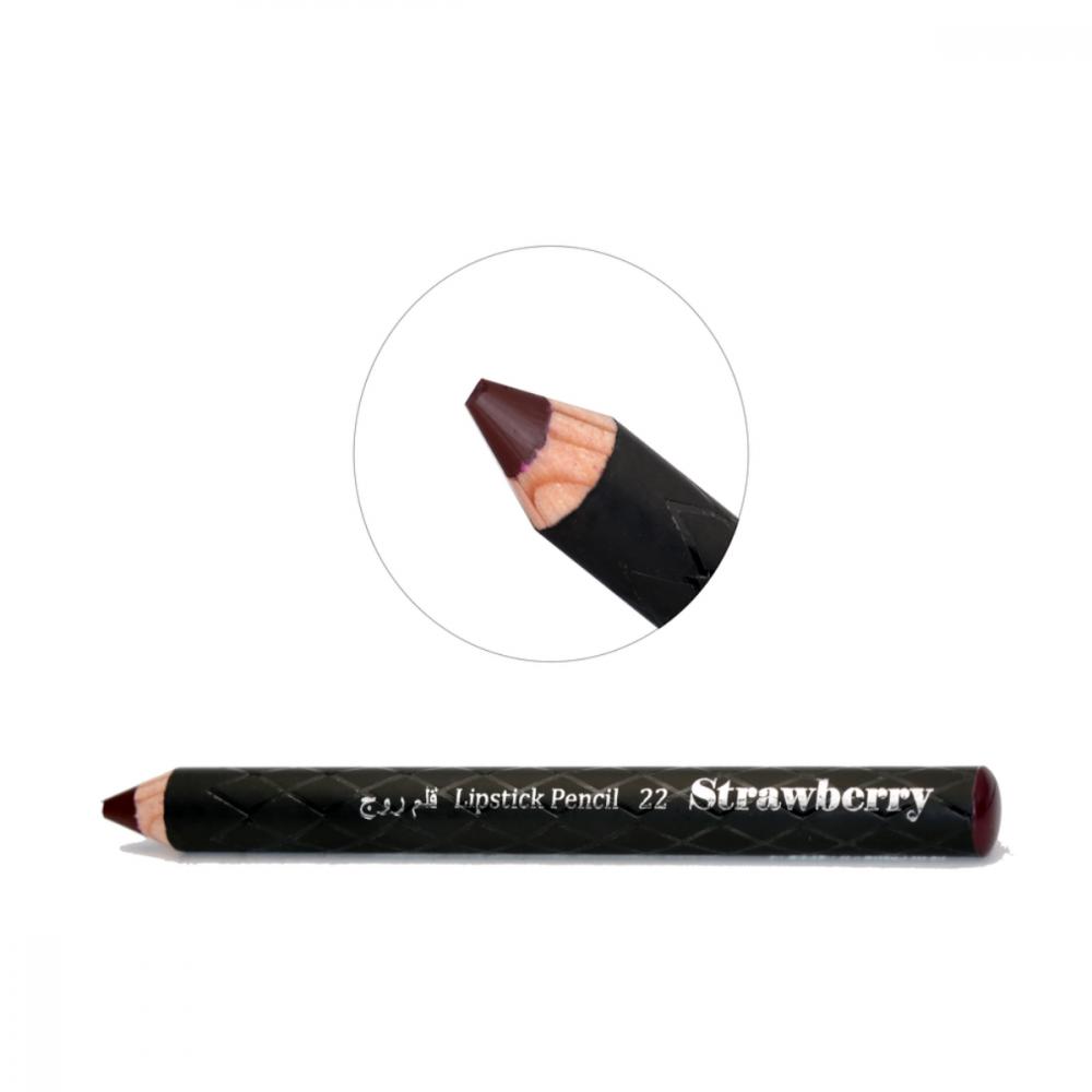 Strawberry Lipstick Pencil No-22
