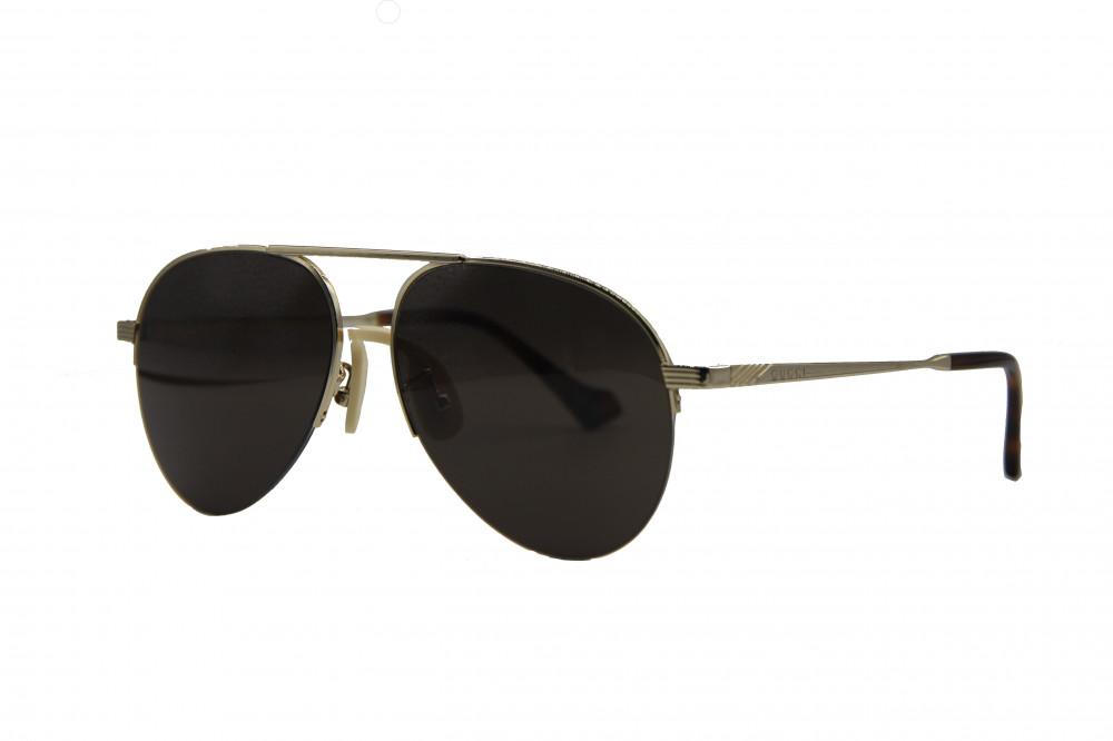نظاره شمسية بيضاوي  من ماركة GUCCI لون العدسة اسود قوتشي هاي براند اصل